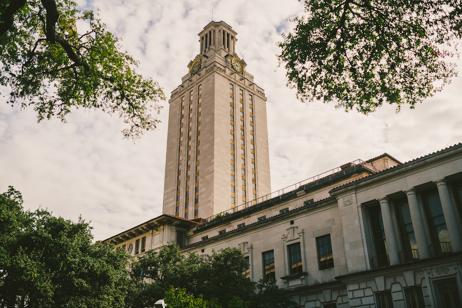UT First Day